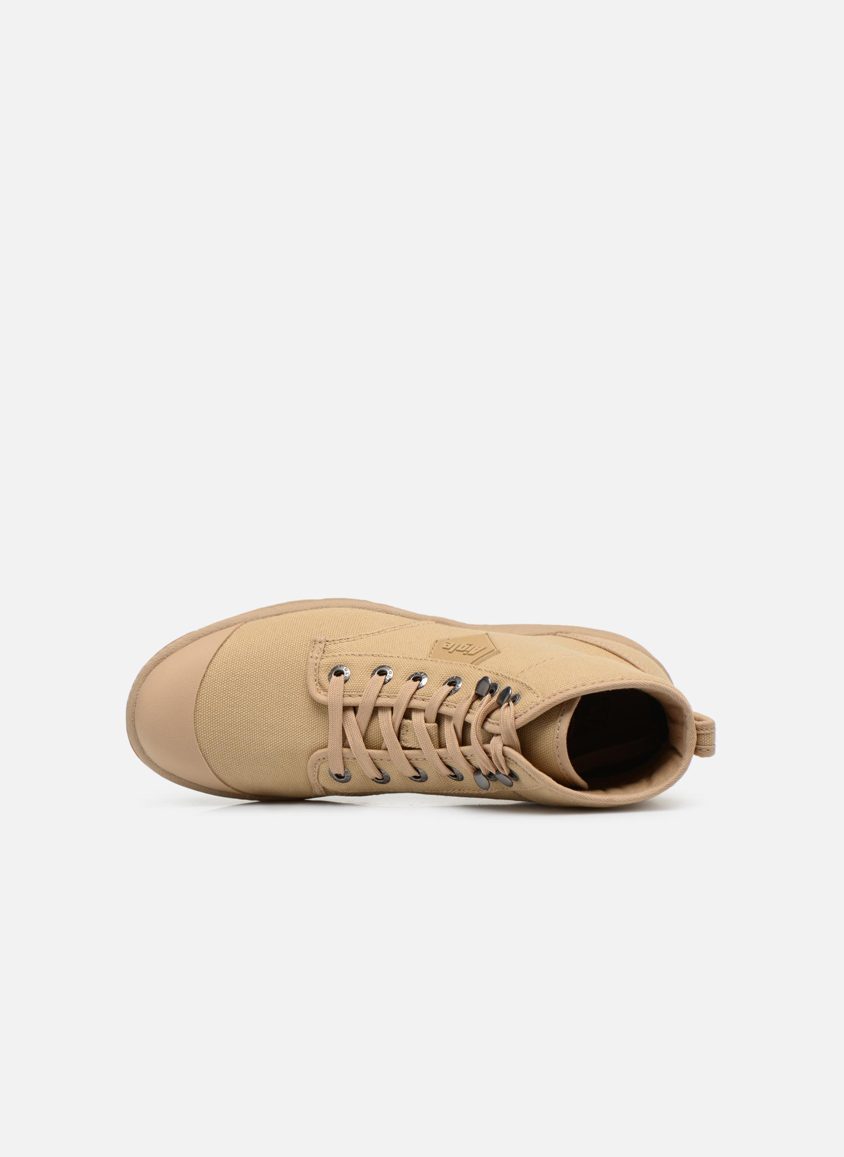 Stiefeletten & Boots Aigle Tenere 3 Light beige ansicht von links