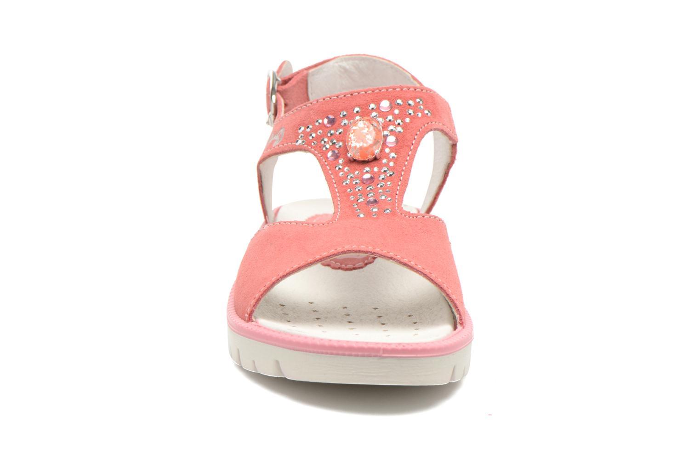 Sandales et nu-pieds Primigi Mirza Rose vue portées chaussures