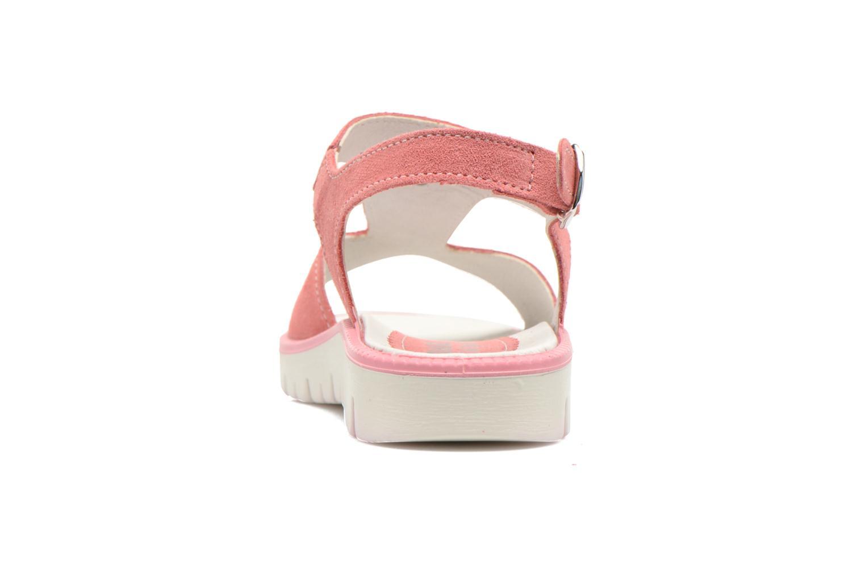 Sandales et nu-pieds Primigi Mirza Rose vue droite