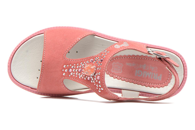 Sandales et nu-pieds Primigi Mirza Rose vue gauche