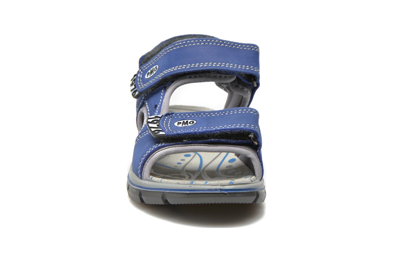 Sandales et nu-pieds Primigi Damir Bleu vue portées chaussures