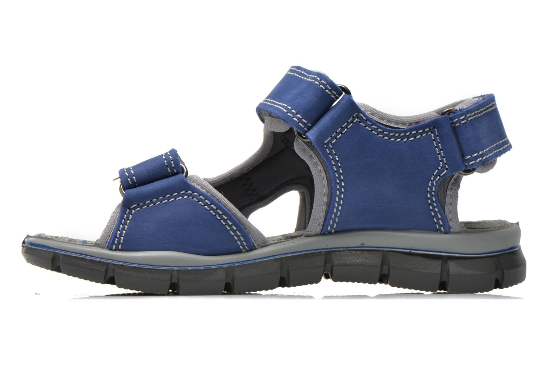 Sandales et nu-pieds Primigi Damir Bleu vue face