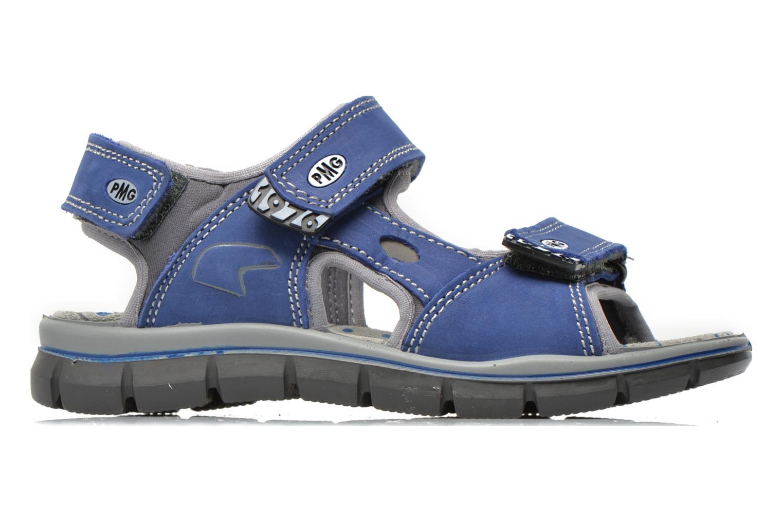 Sandales et nu-pieds Primigi Damir Bleu vue derrière