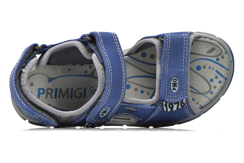 Sandales et nu-pieds Primigi Damir Bleu vue gauche