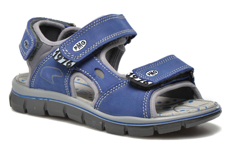 Sandales et nu-pieds Primigi Damir Bleu vue détail/paire
