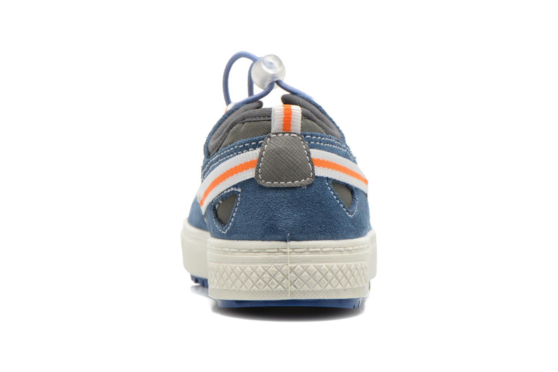 Baskets Primigi Dafydd Bleu vue droite