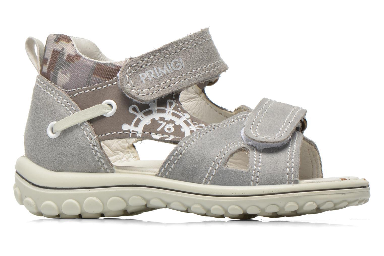 Sandales et nu-pieds Primigi Dudo Gris vue derrière
