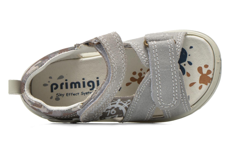Sandales et nu-pieds Primigi Dudo Gris vue gauche