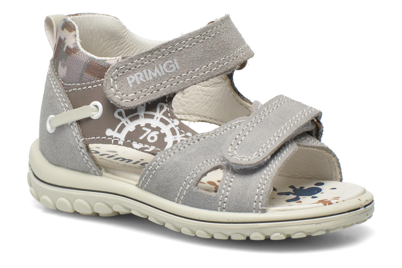 Sandales et nu-pieds Primigi Dudo Gris vue détail/paire
