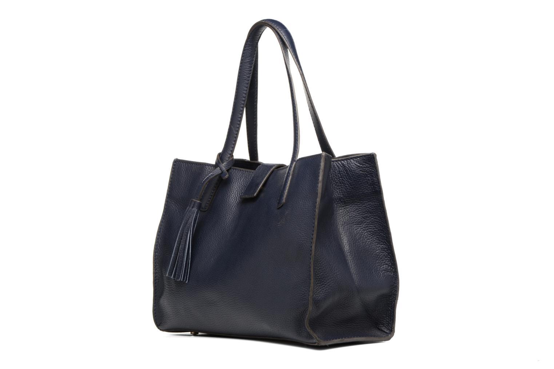 Handtassen Loxwood Victoria Blauw model