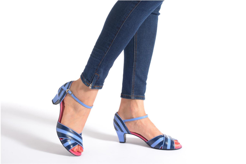 Rastafari Blue Jeans