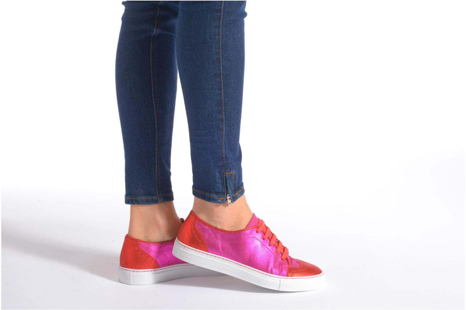 Sneakers Annabel Winship Power Rosa immagine dal basso