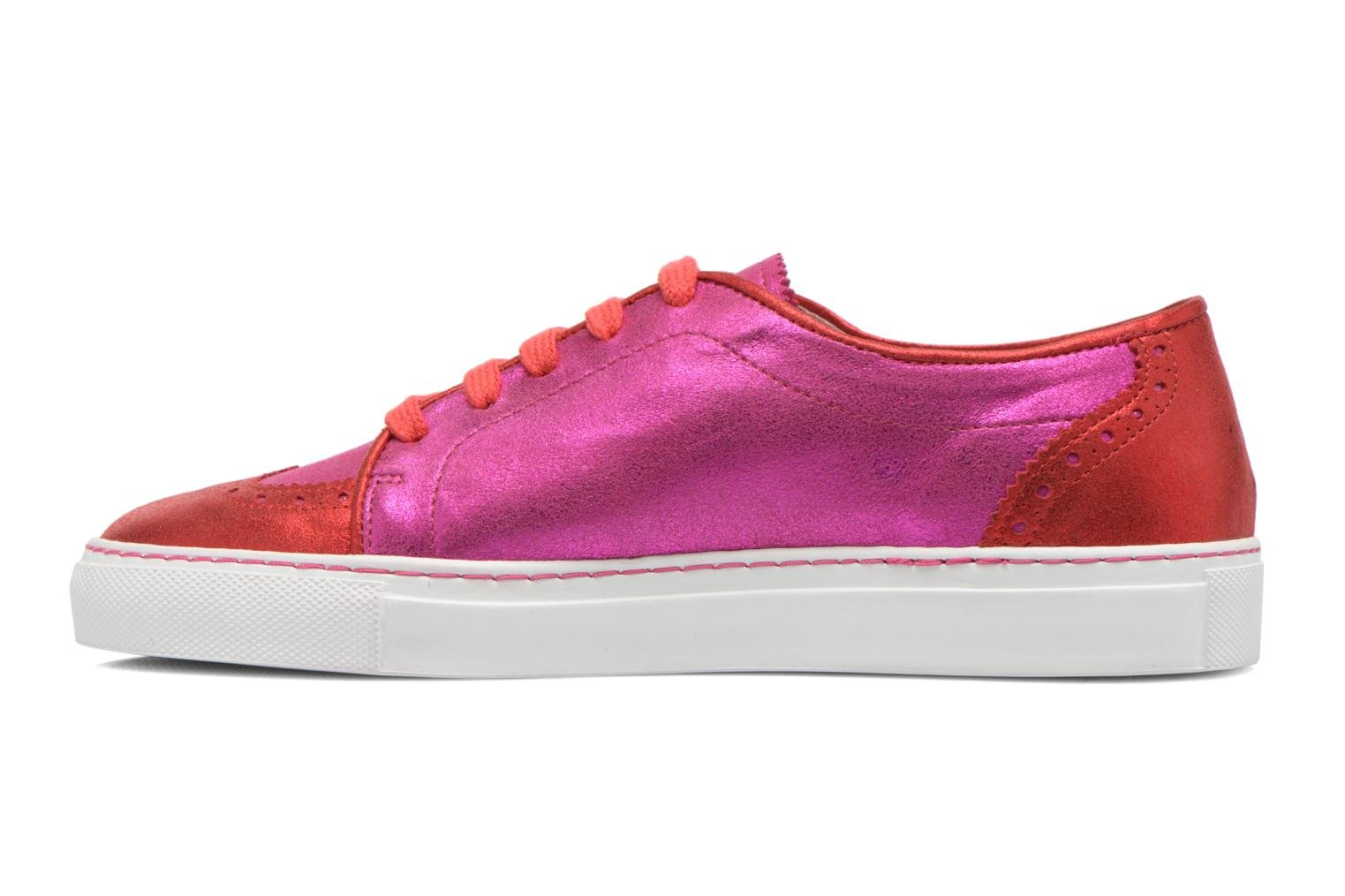 Sneakers Annabel Winship Power Rosa immagine frontale