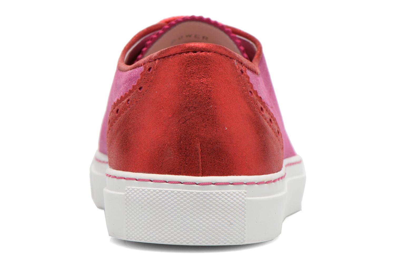 Sneakers Annabel Winship Power Rosa immagine destra