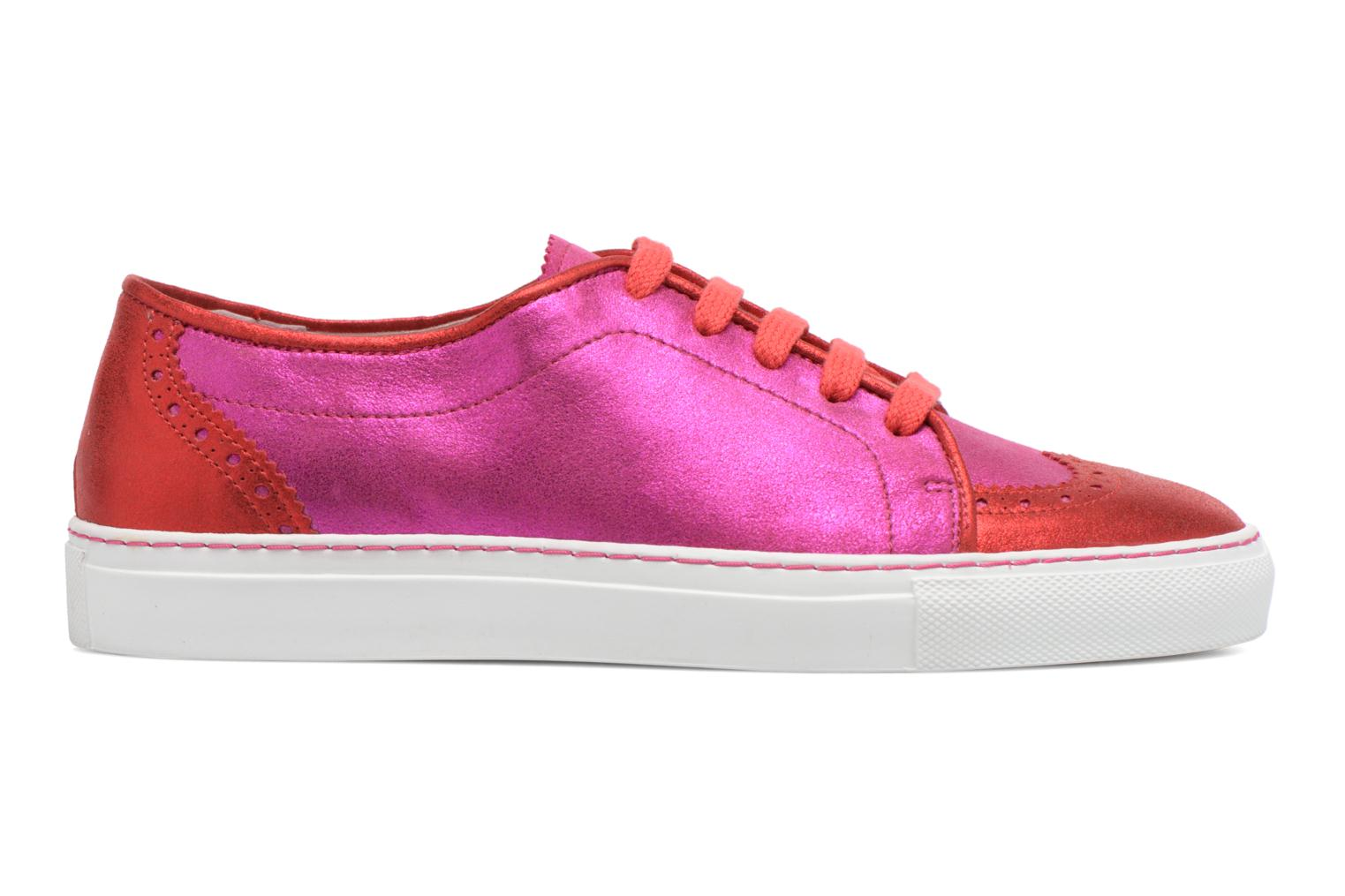 Sneakers Annabel Winship Power Rosa immagine posteriore