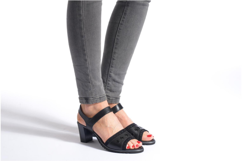 Sandali e scarpe aperte Ara Gresa Nero immagine dal basso