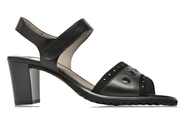 Sandali e scarpe aperte Ara Gresa Nero immagine posteriore