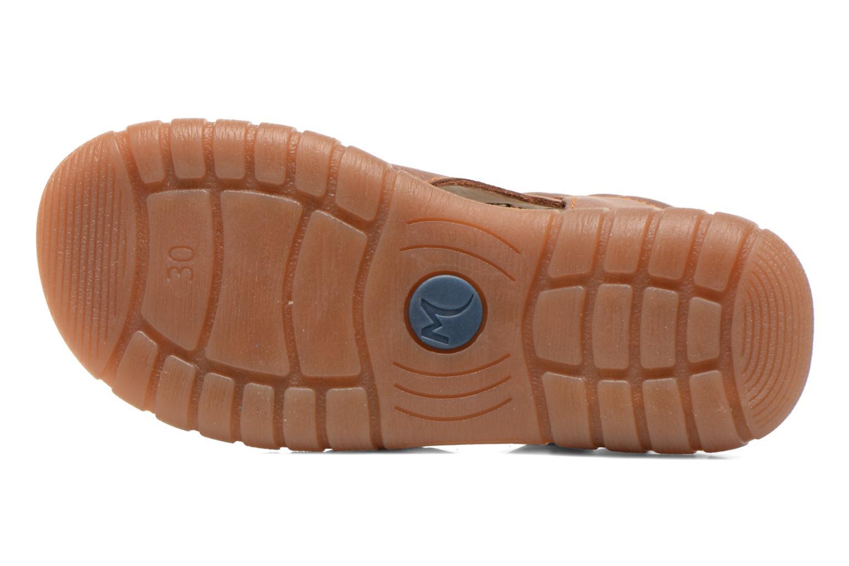 Sandali e scarpe aperte Minibel Kilian Marrone immagine dall'alto