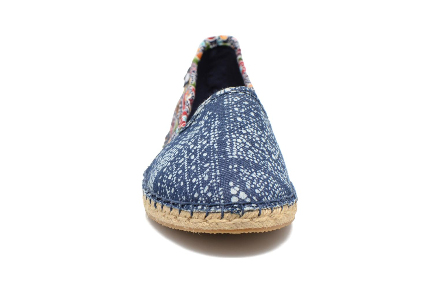 Espadrilles Rocket Dog Temple Multicolor model view