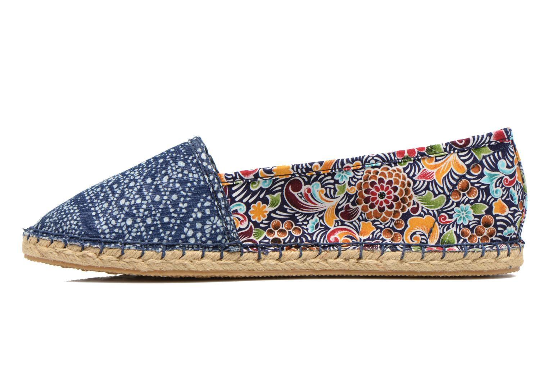 Temple Dream Catcher/Frida Floral Blue/Navy Multi