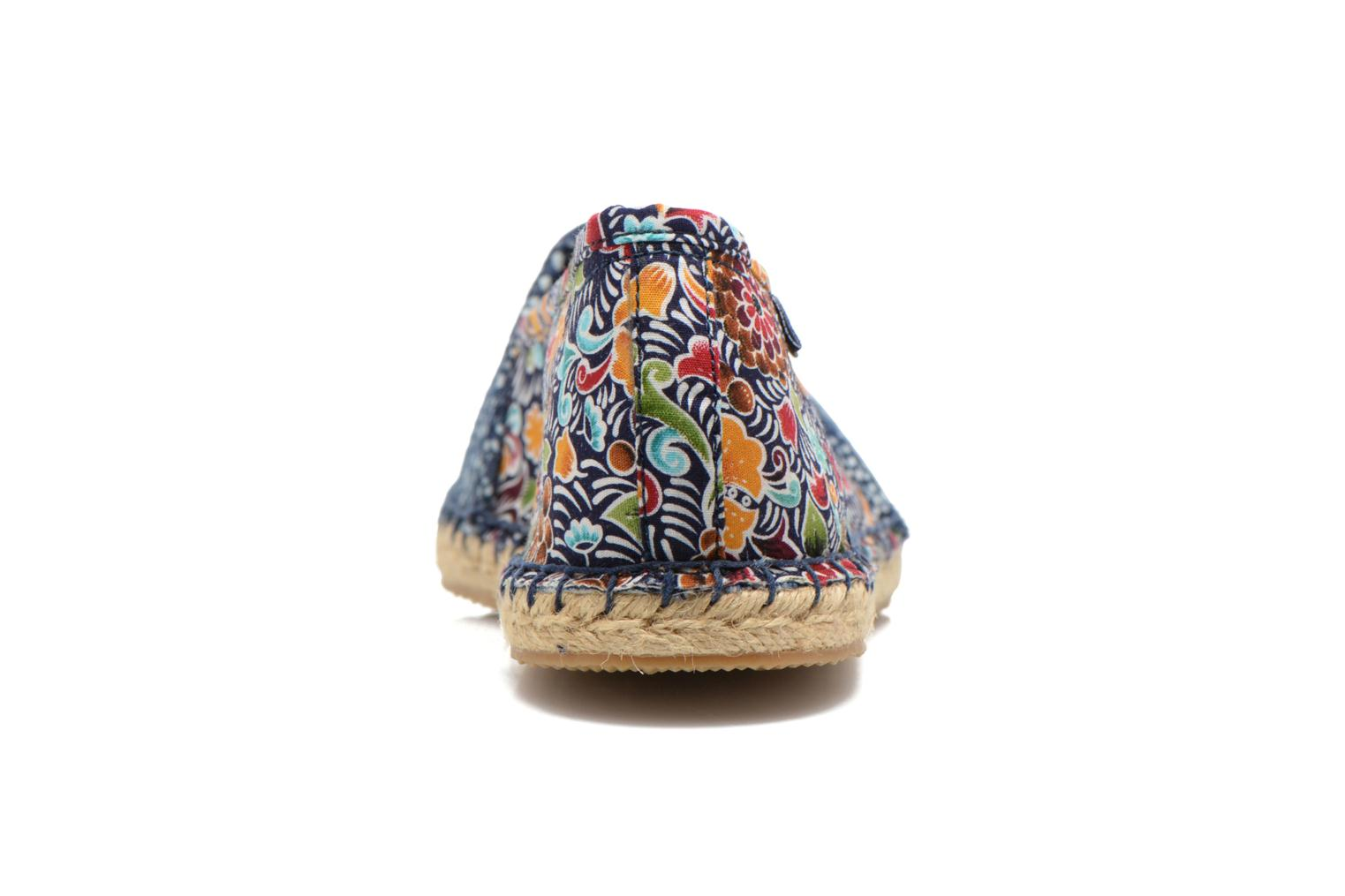 Espadrilles Rocket Dog Temple Multicolor view from the right