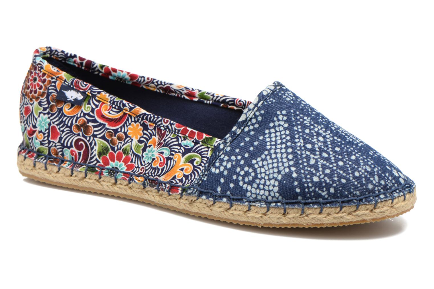 Espadrilles Rocket Dog Temple Multicolor detailed view/ Pair view