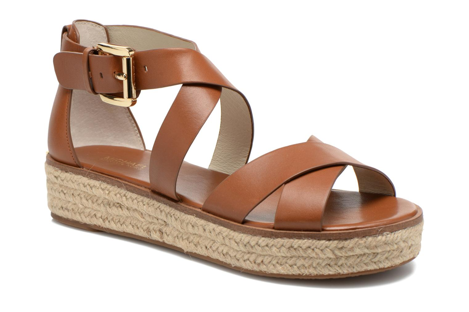 Sandales Marron Darby Michael Kors HLRXCKLY