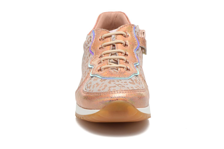 Baskets Romagnoli Maia Rose vue portées chaussures