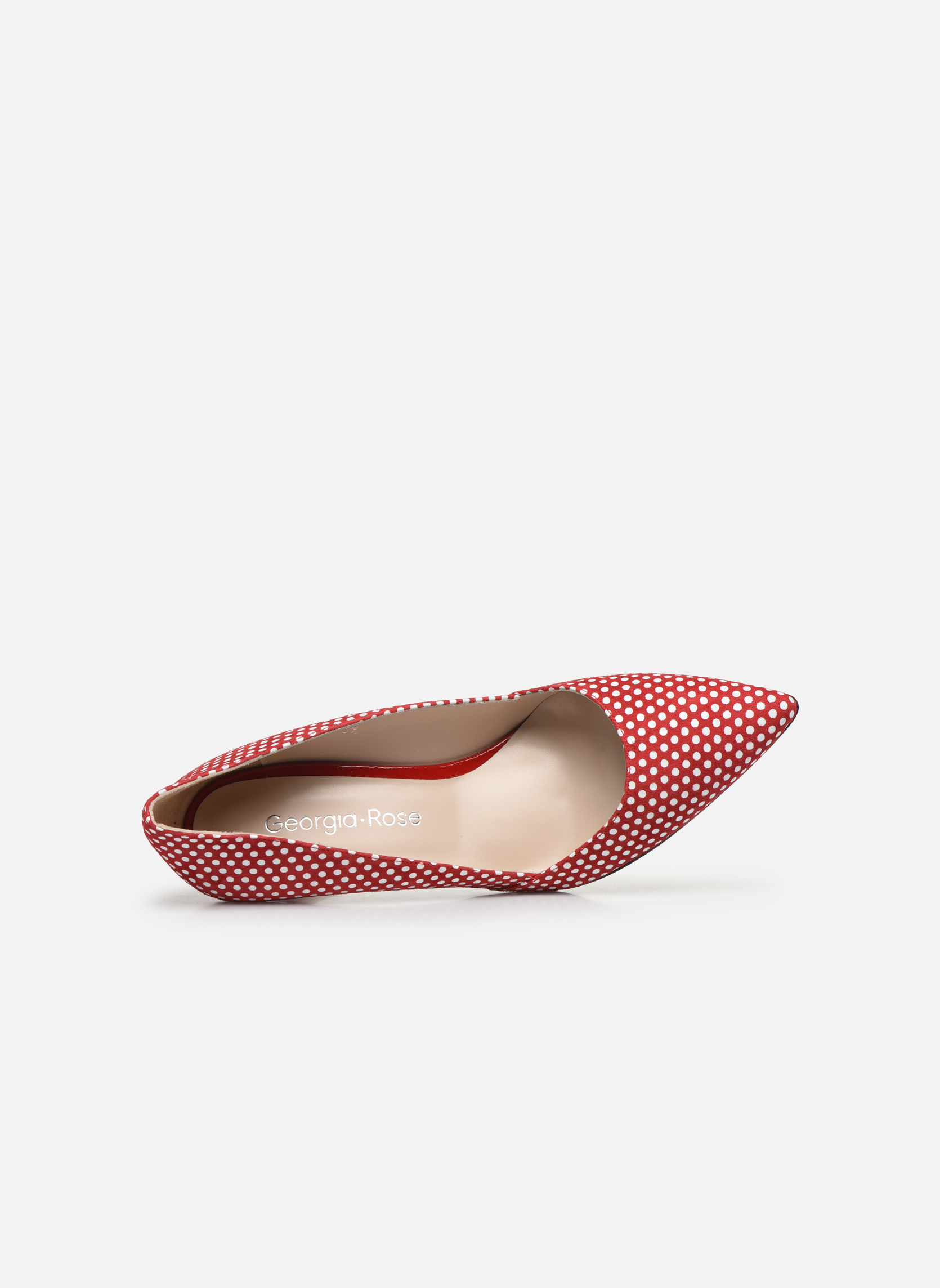 Pumps Georgia Rose Fifillotte Rood links