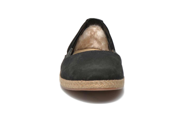 Ballerinas UGG Tippie schwarz schuhe getragen