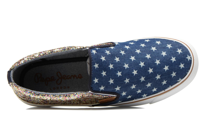 Sailor Pepe jeans Alford Party Stars (Bleu)