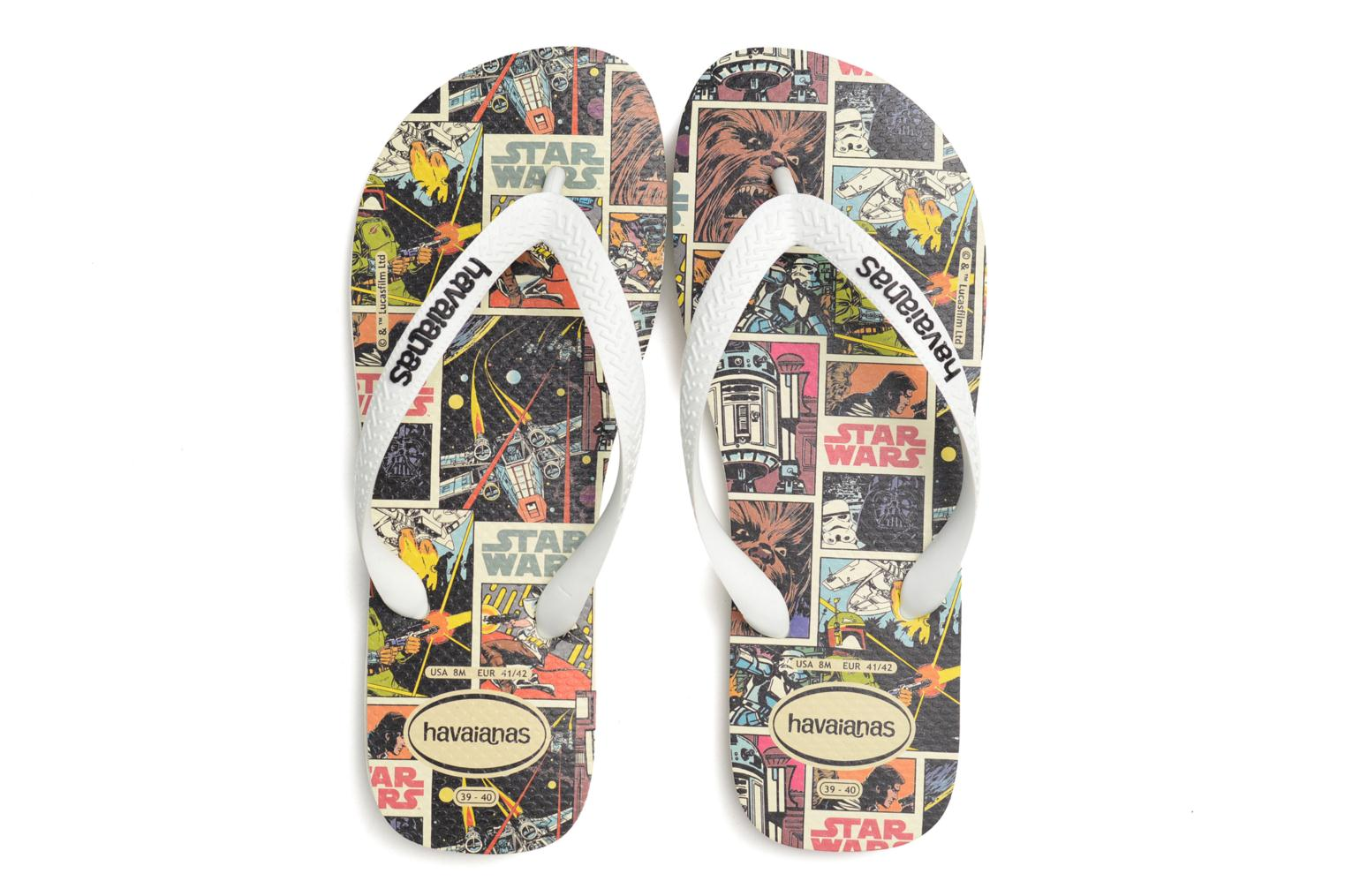 Chanclas Havaianas Star Wars Multicolor vista 3/4
