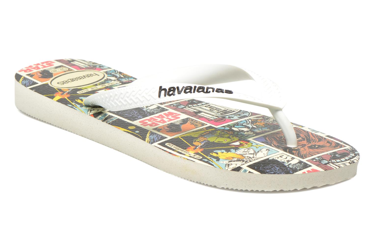 Tongs Havaianas Star Wars Multicolore vue détail/paire