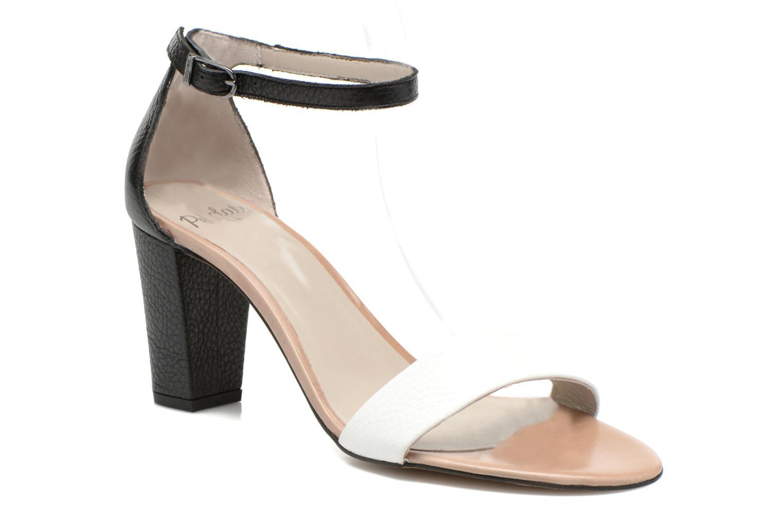 Sandales et nu-pieds Perlato Alicante Multicolore vue détail/paire