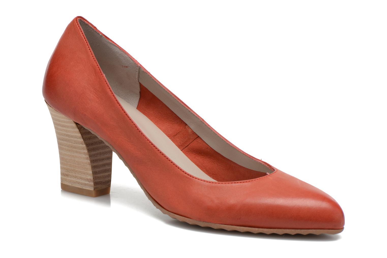 Zapatos promocionales Perlato Pampelune (Rojo) - Zapatos de tacón   Zapatos de mujer baratos zapatos de mujer