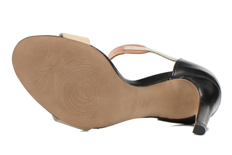 Sandales et nu-pieds Perlato Cadix Multicolore vue haut