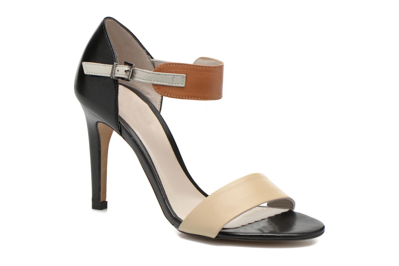 Sandales et nu-pieds Perlato Cadix Multicolore vue détail/paire