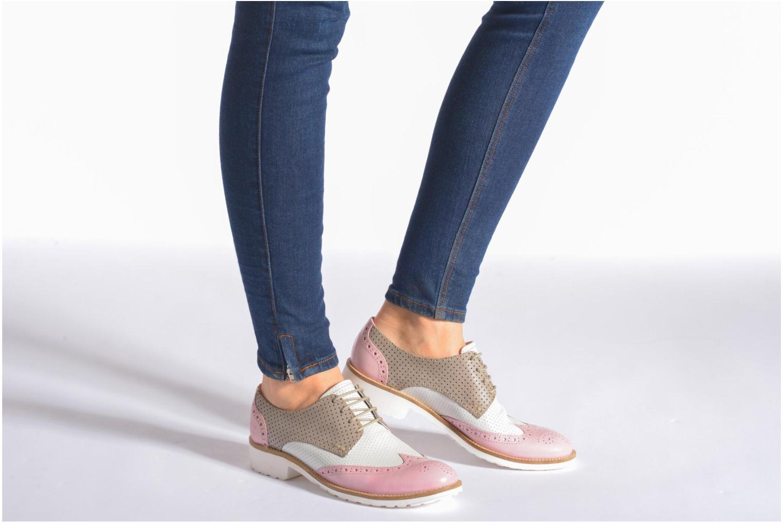 Chaussures à lacets Melvin & Hamilton Ella 10 Multicolore vue bas / vue portée sac