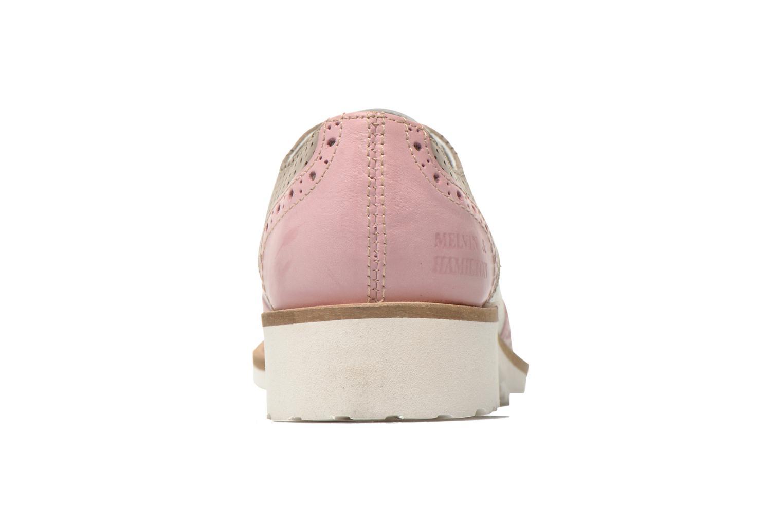 Chaussures à lacets Melvin & Hamilton Ella 10 Multicolore vue droite