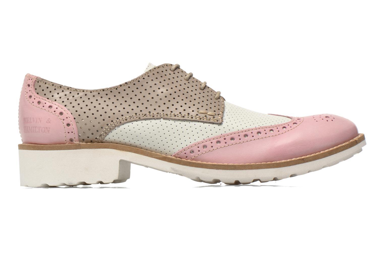 Chaussures à lacets Melvin & Hamilton Ella 10 Multicolore vue derrière