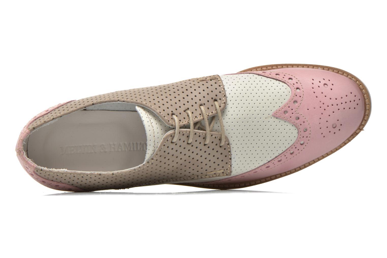 Chaussures à lacets Melvin & Hamilton Ella 10 Multicolore vue gauche