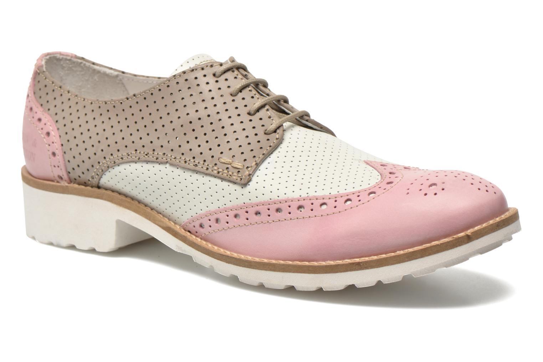 Chaussures à lacets Melvin & Hamilton Ella 10 Multicolore vue détail/paire