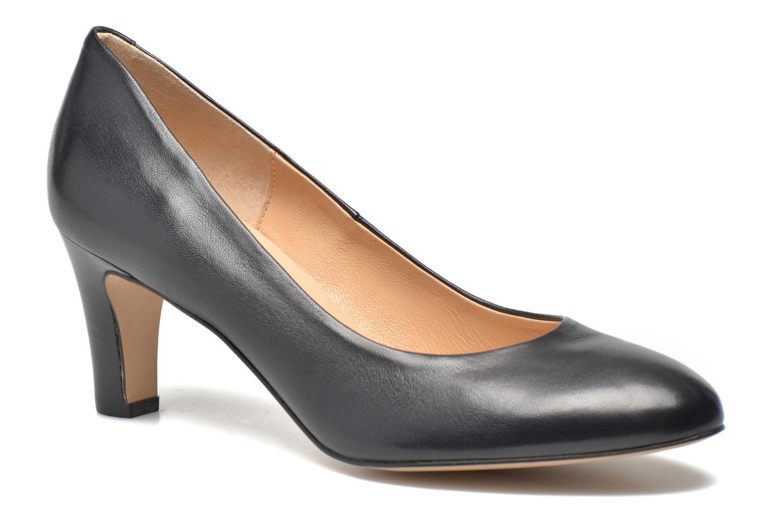 ZapatosPerlato Laurena (Azul) - Zapatos de tacón salvajes   Zapatos casuales salvajes tacón 8586ef
