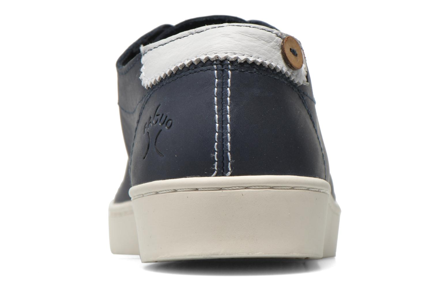Aspenlow Leather Navy