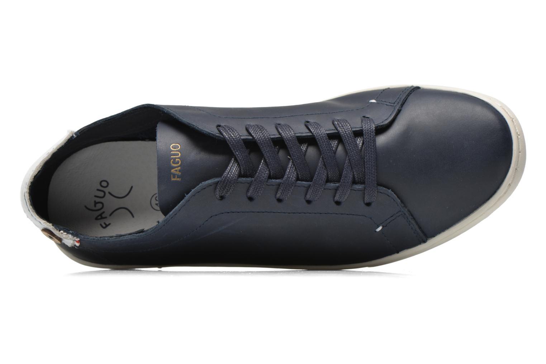 Aspenlow Leather Navy