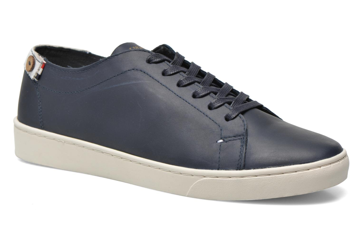 brand new 2493f 3d5b2 Marques Chaussure homme Faguo homme Aspenlow Leather Navy GH8HUA1Z -  naturelle-beaute-bio.fr