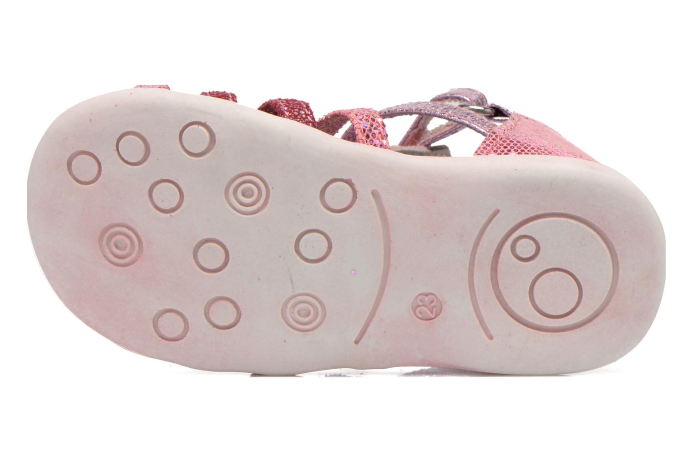 Sandalen NA! Anoa rosa ansicht von oben