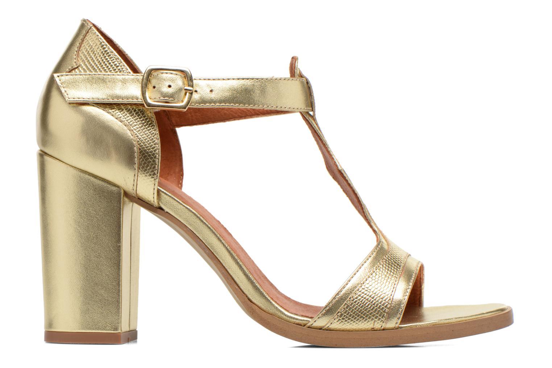 Sandales et nu-pieds Made by SARENZA Discow Girl #7 Or et bronze vue détail/paire