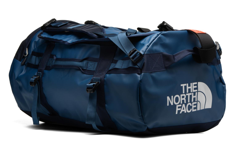 Sacs de sport The North Face BASE CAMP DUFFEL M Bleu vue droite