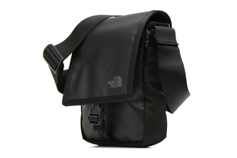 Bolsos de hombre The North Face Bardu Bag Negro vista del modelo